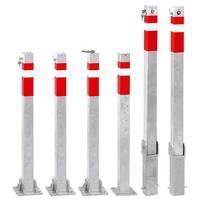 Modellbeispiel:, Absperrpfosten -Steel Line- 70x70 mm, (vl. 14229, 14230, 14232, 14233, 14234, 14235)