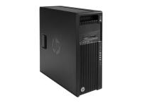 HP Z DWS BUNDEL Z440 tower 6Core Xeon E5-1650v4, NVIDIA M2000, 32GB geheugen, 512GB PCIe SSD, 2TB HDD (T4K81ET+T7T60AT+2xT9V39AT+LQ037AT) 3.6GHz E5-1650V4 Mini Toren Zwart Works...
