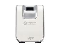 Genie FOH02SC fingerprint reader USB 2.0 Silver,White