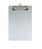 A5 Aluminium Clipboard with clip