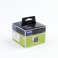 Thermoetikett für Etikettendrucker Namensschild, 89 x 41 mm, weiß, 300 Stück