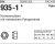 Reyher DIN935 6 Au M24x1,5 Kronenmutter