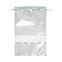 1627ml Filter bags Whirl-Pak® PE sterile Dimensions (D x W) 190 x 300 mm Thickness 0,102 mm