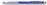 Druckbleistift Color Eno HCR-197, Schreibfarbe Blau, Gehäuse transluzent Blau