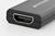 ASSMANN MHL 3.0 Adapter Kabel, micro USB B-HDMI A, aktiv