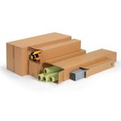 Detailbild - Lange Kartons BL11 - B:100 mm / H:100 mm / L:1200 mm