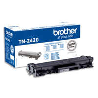BROTHER Cartouche kit toner Noir 3 000 pages TN2420