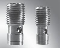 Bosch Rexroth MHSU2KA1X/420B08 Valve Shuttle valve