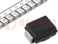 Dióda: Schottky egyenirányító; 30V; 1A; SMB 403A