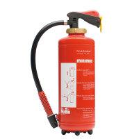 MINIMAX AB Auflade-Schaumlöscher WS 6 nG, Inhalt 6 l, 0 bis +60 °C