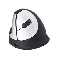 R-Go HE Mouse, Ergonomische muis, Medium (165-195mm), Linkshandig, Draadloos