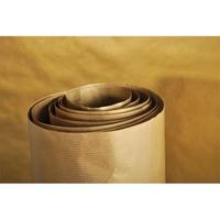 CLAIREFONTAINE Rouleau de papier Kraft 60g/m². Format 3x0,7m. Coloris Or