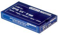 BOSTITCH Heftklammern SP 19 1/4, 6 mm, verzinkt (334145100)