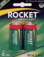 ROCKET Heavy Duty Green R14-C-Baby - 2er Blister