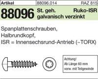 Spanplattenschrauben 6x20-T30