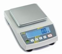 Precisiebalansen PCB type PCB 1000-1 plaat 130 x 130 mm weegbereik 1000 g afleesbaarheid 0,1 g reproduceerbaarheid 0,1 g