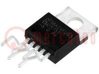 PMIC; convertidor CC/CC; Uentr:60V; Usal:1,23÷57V; TO220-NDH5D