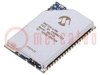 Modul: WiFi; IEEE 802.11b/g; GPIO, SPI Slave, UART; SMD; 54Mbps