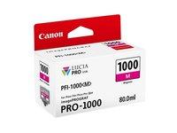 Canon Tinte PFI-1000M für Pro-1000, magenta, Inhalt: 80 ml