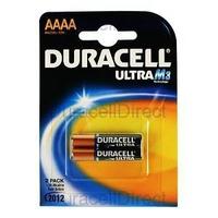 Duracell MX2500 Haushaltsbatterie Einwegbatterie AAAA Alkali