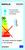 Zeigt die Beleuchungsstärke und technische Zeichnung des Produktes