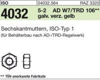 Sechskantmuttern M20
