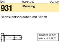 DIN931 M8x50