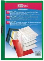 Veloflex VELOCLIP Klemmmappe A4 d`grün