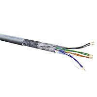 ROLINE S/FTP Kabel Kat. 5e, Litze, 300m