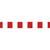 Absperrschranke einseitig, Verkehrsschild StVO, Nr. 600-35, 200x25 cm StVO - Nr. 600-35
