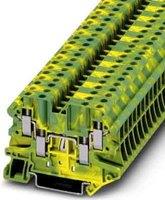Vierleiter-Universal Schutzleiterklemme UT 4-QUATTRO-PE