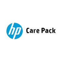 HP 2 j, onsite service volg werkd, alleen desktop pc