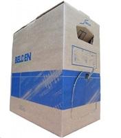 BELDEN kabel UTP - 7965E, CAT.6, drát, PVC, 305m box