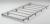 Dachgepäckträger aus Aluminium für Fiat Ducato, Bj. ab 2006, Radstand 3000mm, Normaldach