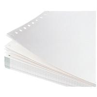 Soennecken Computerpapier 5917 240mmx12Zoll blanko 600 Bl./Pack.
