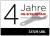 Lexmark X544 4 Jahre (gesamt) On-Site-Repair-Garantie nächster Arbeitstag