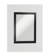 Durable 487101 magnetic frame Black