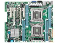 Z9PA-D8C 2XS2011 C602-A PCH ATX VGA+2XGLN+U2 SATA6GB Intel Socket 2011