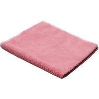 Reinigungstuch, Mikrofaser, Maschinenwäsche 95° C, 35 x 38 cm, rosa