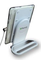 Compulocks IPADAIRRSWB veiligheidsbehuizing voor tablets Wit