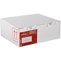 Pressel Postkartons 1-wellig weiß 305x220x150 25 St