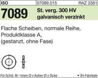ISO7089 4/4,3x9x0,8