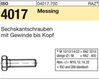 ISO4017 M12x25