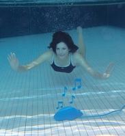 Aqua Musique® Unterwasserlautsprecher, Mobile Version