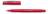 Faserschreiber Fineliner SW-PPF-R, 0,4 mm, rot, 12 St.