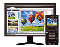 Grafikrechner TI-Nspire(TM) CX CAS, Lithium