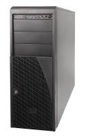 Intel P4304XXMUXX computerbehuizing Rack Zwart