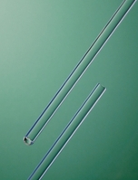 2.95 ± 0.03mm NMR tubes diameter 3 and 5 mm borosilicate glass 3.3 standard Int. diam. 2.36 ± 0.03 mm Length 178 mm Wall