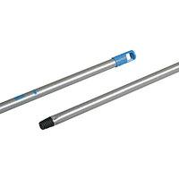 Vileda Alu-Besenstiel Clip blau 150 cm
