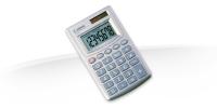 Canon LS-270H calculatrice Poche Calculatrice basique Argent